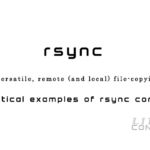 15 practical examples of rsync command