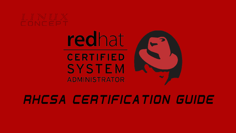 RHCSA Certification Guide