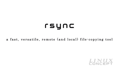 UNIX/LINUX Command – rsync