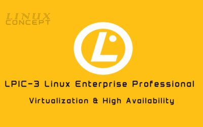 LPIC -3: Virtualization & High Availability Certification Guide