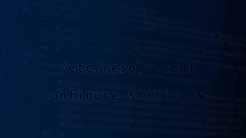 How to make sure /etc/resolv.conf file not get updated on boot