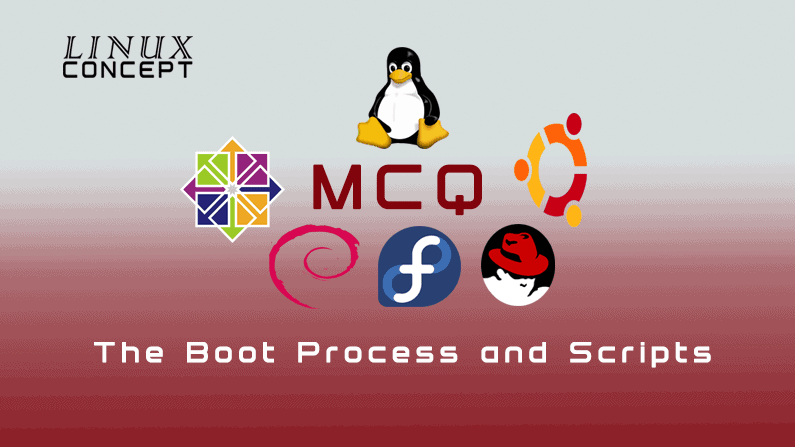 Linux MCQ-06: Boot Process and Scripts