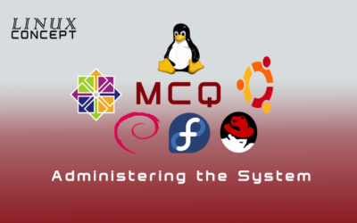 Linux MCQ-08: Administering the System