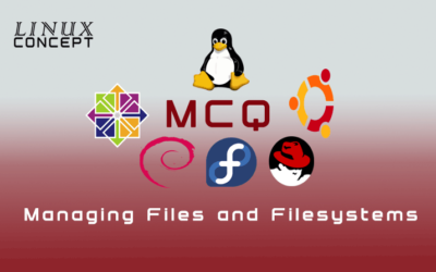 Linux MCQ-04: Managing Files and Filesystems