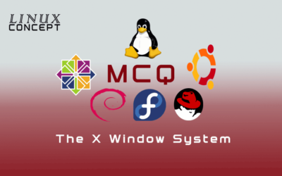 Linux MCQ-05: The X Windows Systems