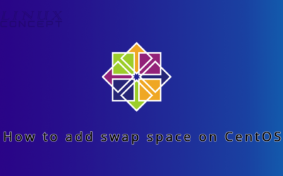 How to add swap space on CentOS 8 Operating System