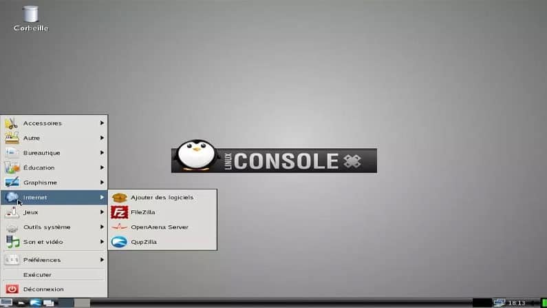 Linux Console Gaming OS