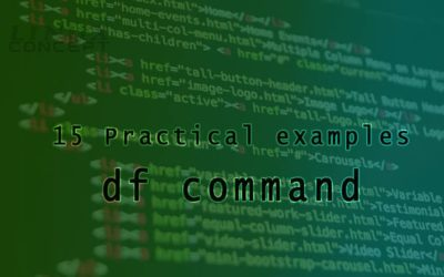 "15 Useful ""df"" Commands to Check Disk Space in Linux"