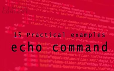 15 Practical examples of echo command