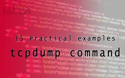 15 Practical examples of tcpdump command