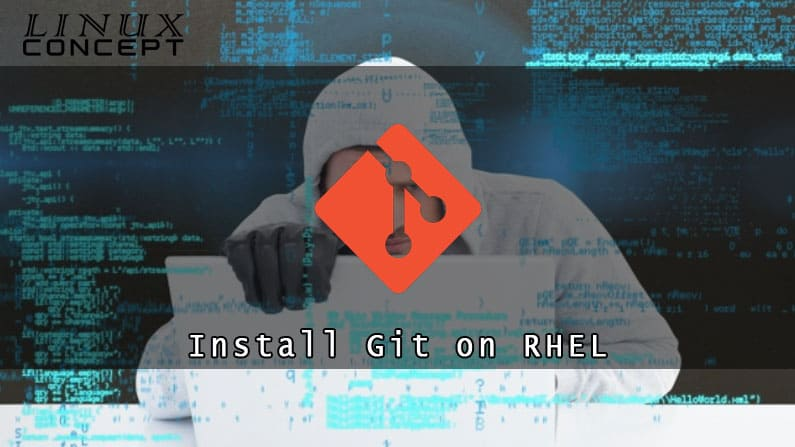 Install Git on Red Hat Linux