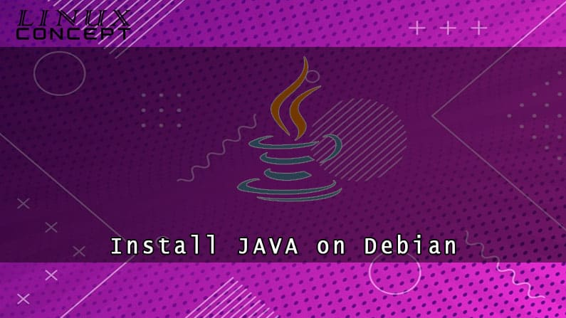 Install Java on Debian 8 Linux