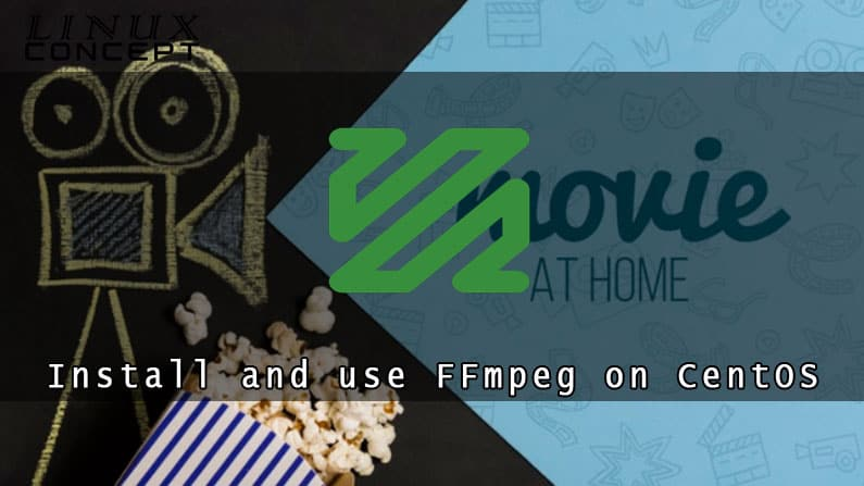How to install and use FFmpeg on CentOS 6 Linux Operating System