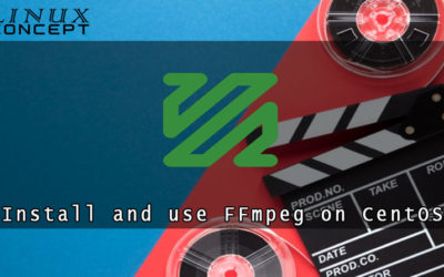 How to install and use FFmpeg on CentOS 8 Linux Operating System