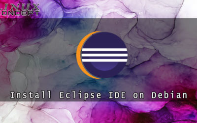 How to Install Eclipse IDE on Debian 10 Linux